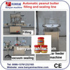 New Style Full Automatic Peanut Butter Filling And Vacuum Sealing Line 0086-18321225863