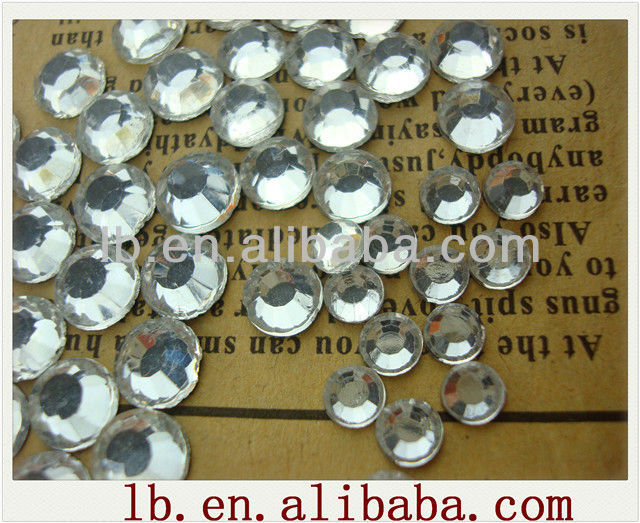 hot fix rhinestone templates 1mm-10mm round/square shape red yellow fashion DMC wholesale