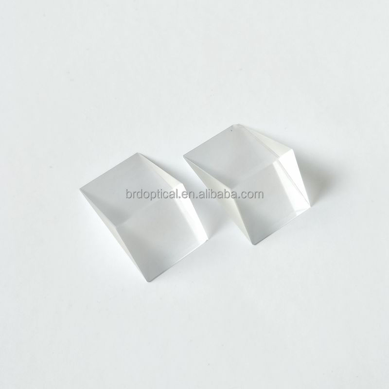 Optical Glass/Sapphire/Fused Silica Right angle prism
