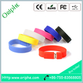 Plastic, fashion wrist band, custom printed LOGO iphone 5 usb cable
