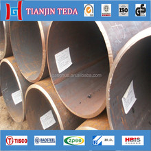 astm a36 400mm diameter carbon steel pipe price per ton