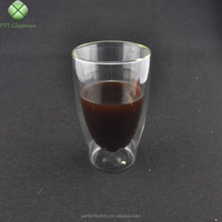 Thermic Latte Macchiato 11.5 Oz. Double Wall Drinkware Glass coffee cups