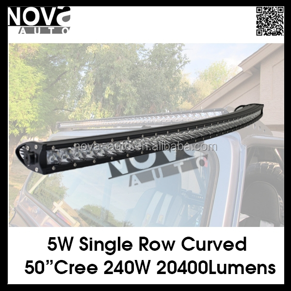 Top Quality NOVA-AUTO Illuminator Tow Truck Led Light Bar
