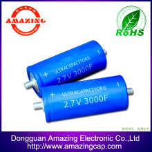 2.7v 3000 farad super capacitor power bank