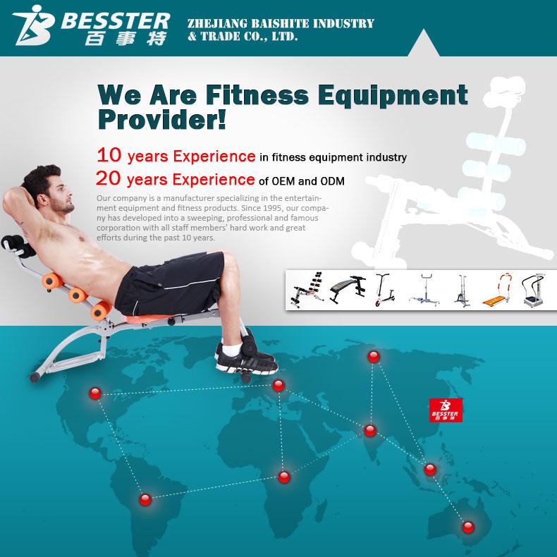 Best Js-060s Multi Functional Eight Pack Care Abdomen Exerciser ...