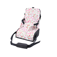 Cotton Folding Child Travel Booster Seat