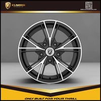 ZUMBO R0009 New design High Quality Car Alloy Wheel