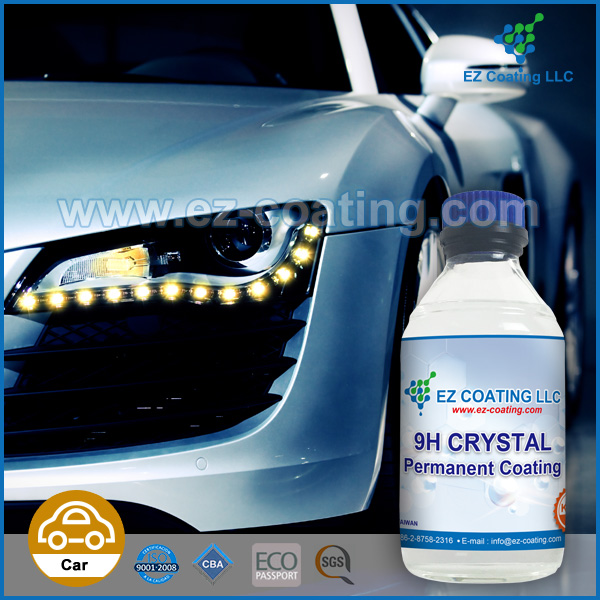 Nano ceramic protective coating for cars paint care glass coating 9H pencil hardness liquid car wax car care detailing products