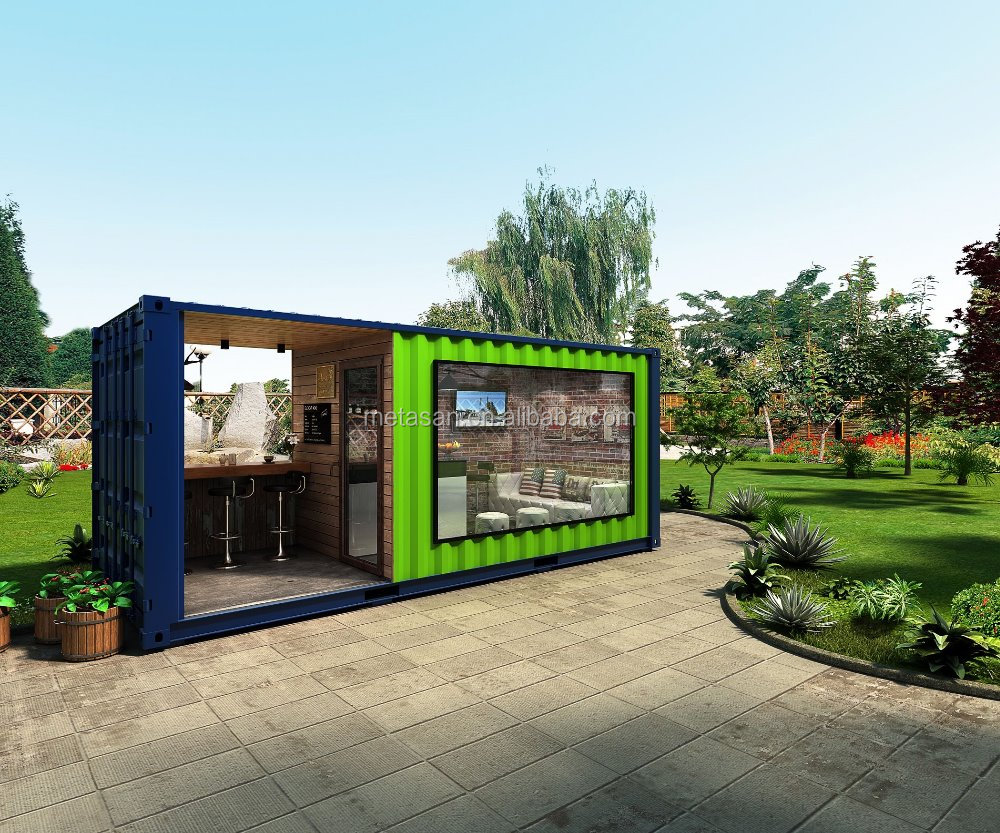 Modern Design metal prefabricated Container House Price