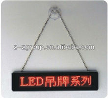 led scrolling message mini display wireless