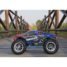 2-Speed 1/10 Scale gas/Nitro power monster 4x4 rc Truck