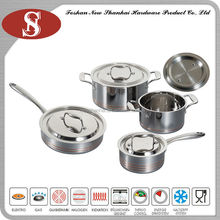 5 Ply copper chinese kitchen ware
