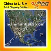 full container load shipping guangzhou to san diego