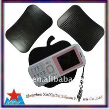 Non slip PU gel cell phone sticky anti slip pad