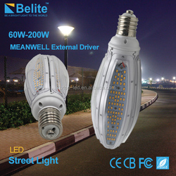 Internal driver IP65 40W E39 E40 high bay use led street lights