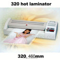 A3 DESKTOP POUCH LAMINATOR for PVC