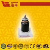 2015 Chongqing Yufeng IEC 60227 Insulated Electrical Power Cable