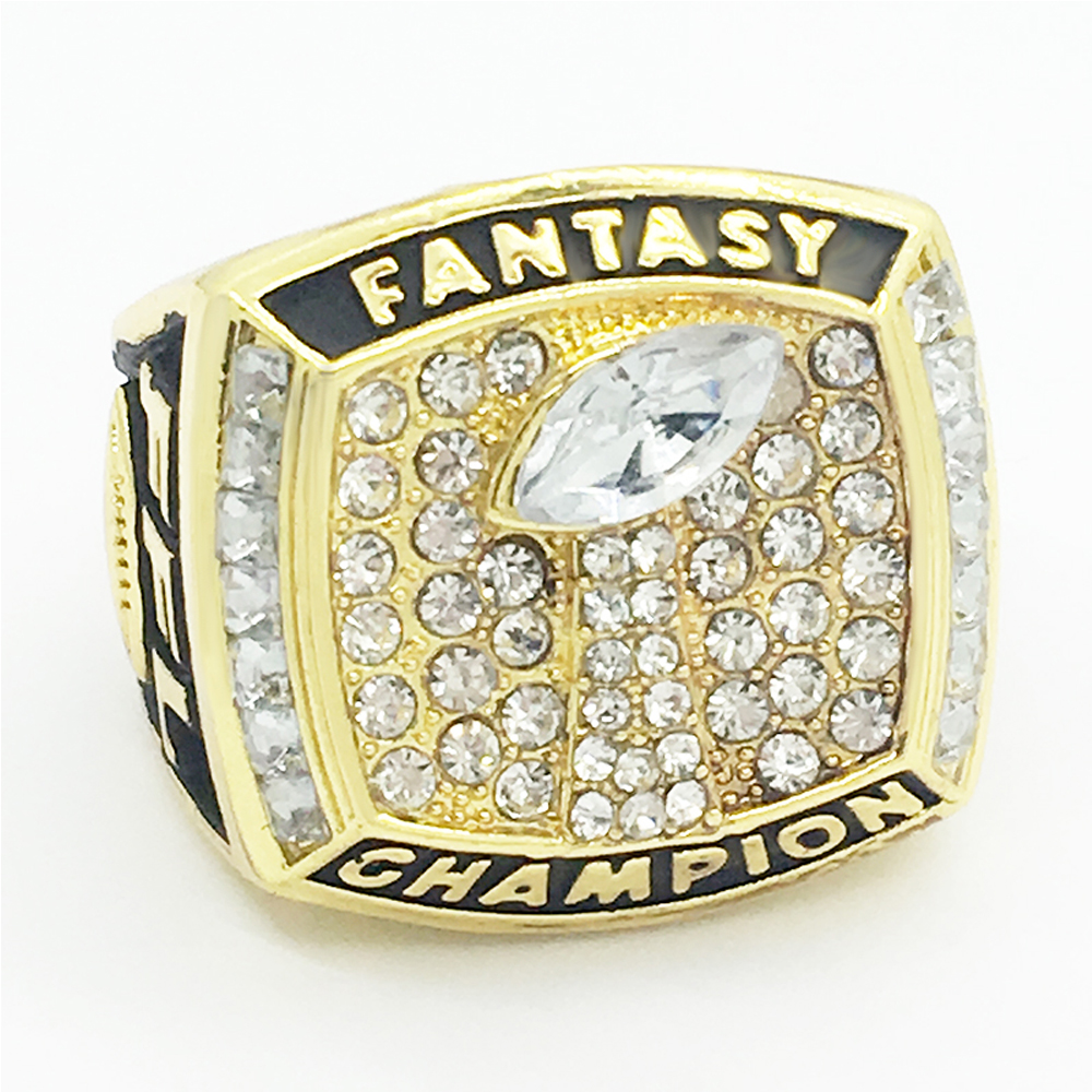 2016 New England Patriots Replica Championship Ring,Fantasy Football Masonic Champion Ring