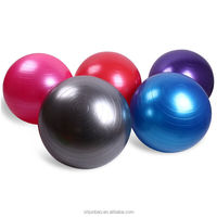 Anti Stress Inflatable Exercise Yoga Ball