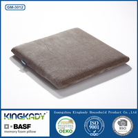 Memory foam car seat cushion, PU foam sofa cushion, chair cushion