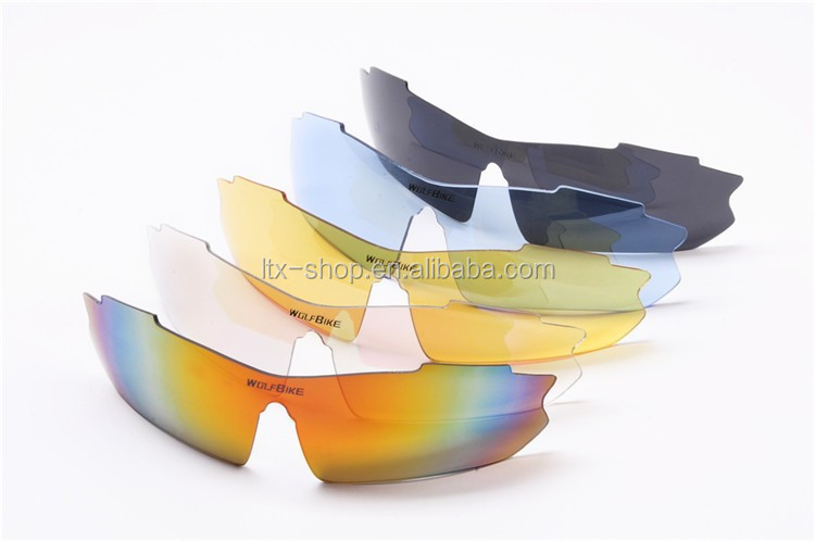 High Quality Sports Safety Eyewear Sunglass Sports Goggle Eye Protector Goggle for Swiming/Riding/Skiing