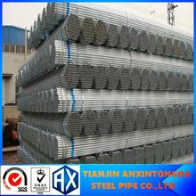 general trading company galvanized steel pipe/welded carbon build material for sale galvanized steel pipe