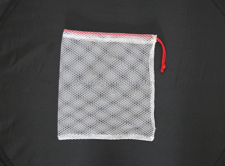Factory sale mesh bag toy storage bag