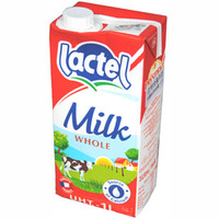 UHT Fresh Full Cream Longlife Milk, 3.5 fat Made in FRANCE