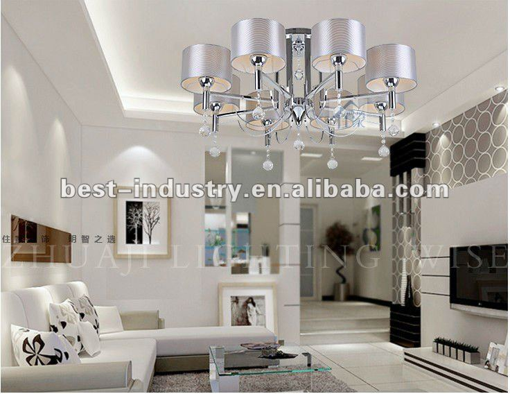 Battery Powered Pendant Lights Cheap Crystal Chandeliers For Hotel HomeMeerosee Lighting
