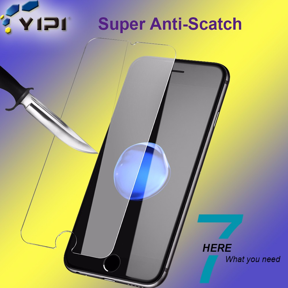 Invisible Shield 9H Glass 0.3MM 100% High Clear Transparency Liquid Screen Protective For Iphone 6th 7Plus/