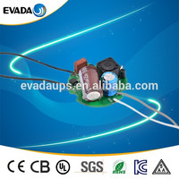 mini led driver 350mA constant current, mini power supply 12w