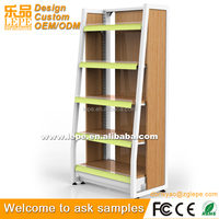 3 Tier Retail Display Table /MDF Board Cabinet/Wooden Shelf