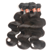 Factory Wholesale Premium Quality Brown Color Malaysian Body Wave Virgin Chocolate Human Hair