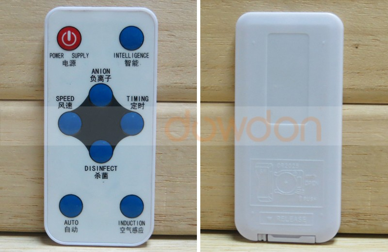 Manufacturer IR Remote Control for Fan Air Conditioner Air Purifier LED Light Speaker Support Customize