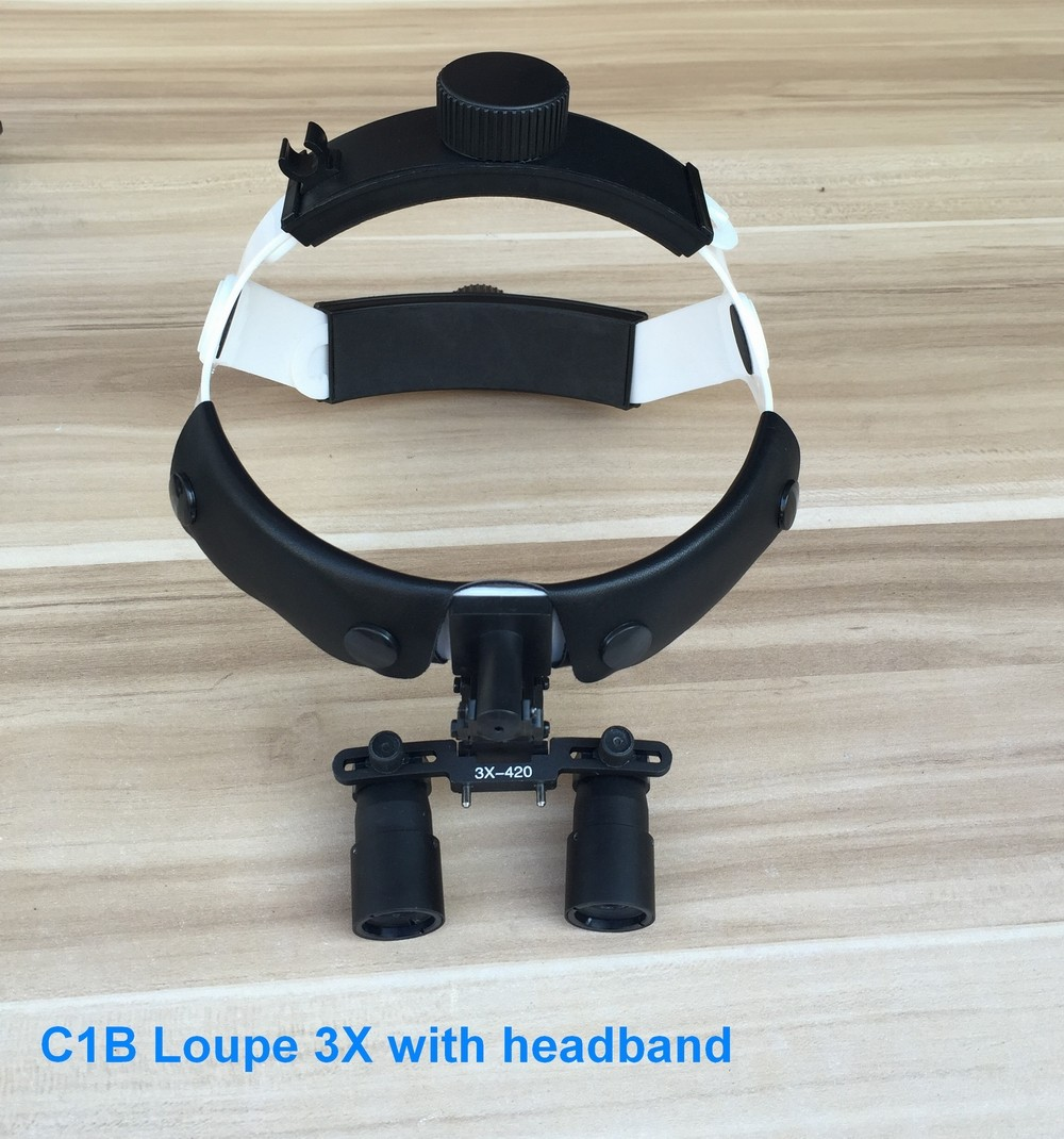 surgical headband loupe magnifier
