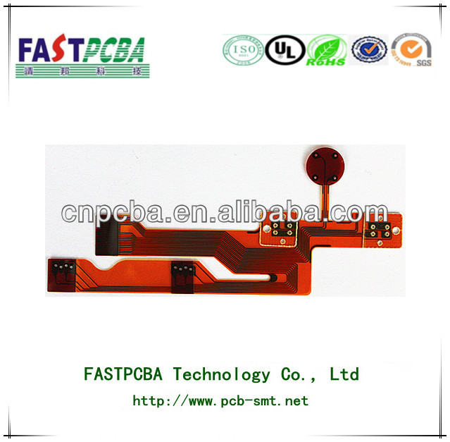 Shenzhen printed flex circuits fpc cable circuit board pcb