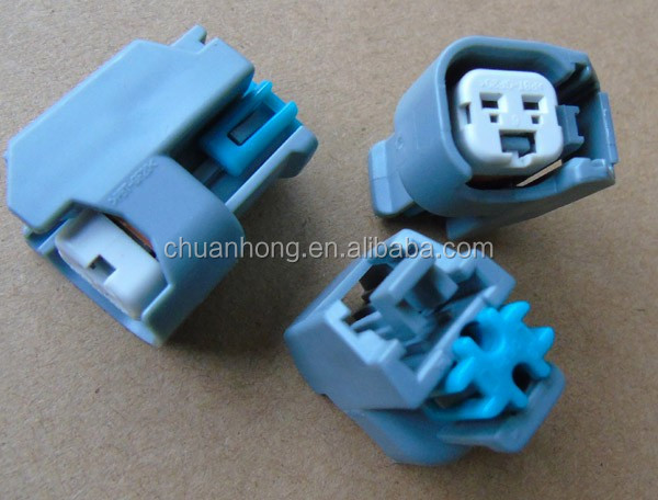 EV6 OBD2 injector plug connector OR pigtails Honda Acura civic integra evo bmwx