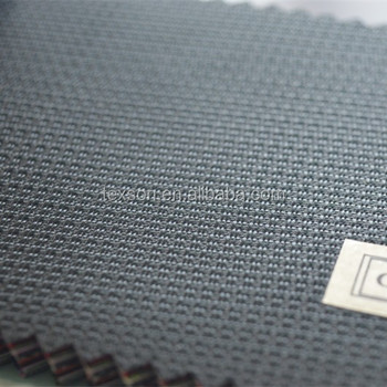 FDY 420D oxford fabric with PU coated jacquard fabric price per meter