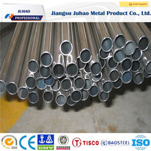 Supplier in Wuxi with good quality and cheapest price drilling for groundwater X12CrMnNiN17-7-5 stainless steel pipe