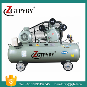 used high pressure air compressor Beijing 2008 choose Feili 5bar air compressor