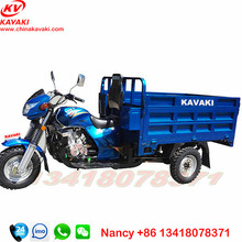 Hot in Africa Heavy loading 200cc Chinese Three Wheel Motorcycle Scooter For Sale