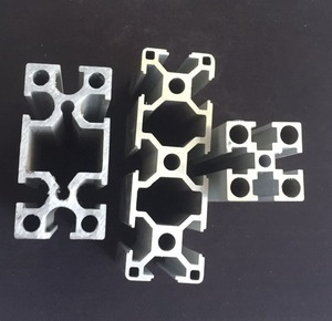 3030 Extrusion Anodizing Aluminium Profile for CNC