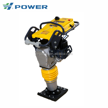 tamping rammer compactor RM75 price with a high admiration