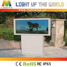 LightS top quality & programmable P10 outdoor LED viewing billboards for sale