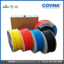Hot Sale Nylon Pneumatic Air PU Tube With Yellow Red White Black Blue