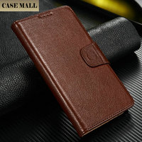 Best Selling top sale best quality for Samsung note 4 genuine leather wallet case pouch for Samsung note 4