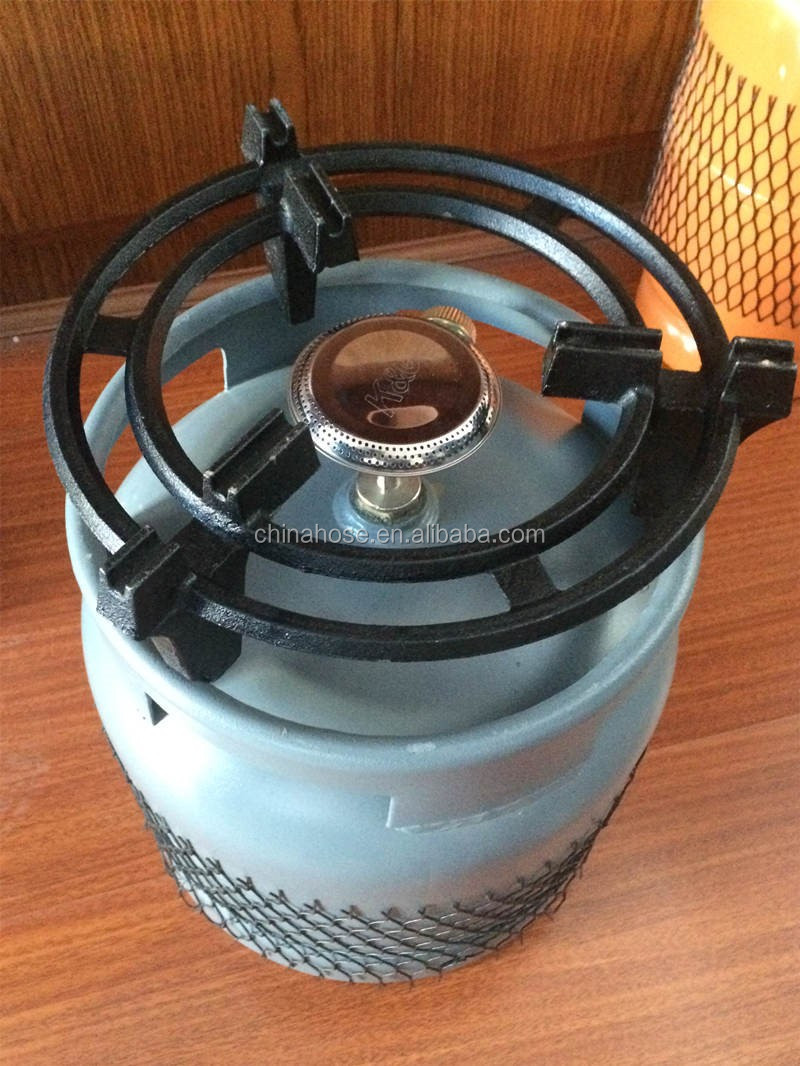Kenya 6kg Gas Cylinder with Gas Burner and Grill Parts ...