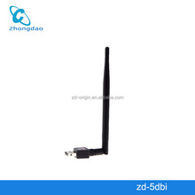 Mini usb wireless wifi 150Mbps Wireless Adapter 150M Computer LAN Card 802.11n/g/b Antenna For Laptop With Package