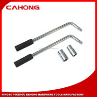china hand tool wheel wrench 17-19mm 21-23mm