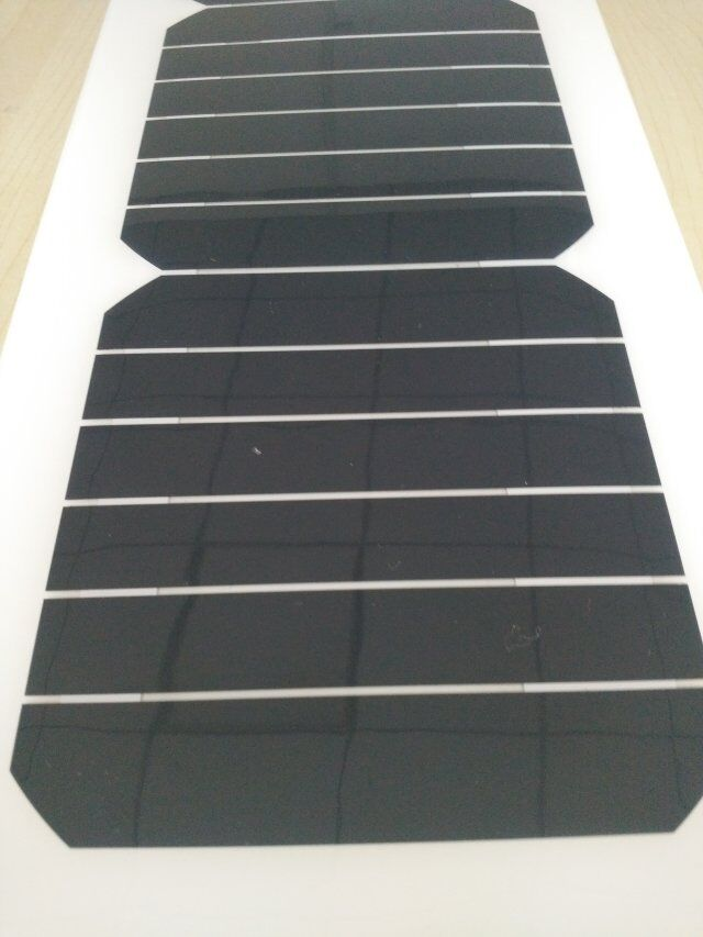 Semi flexible solar panel panel 10w 20w 30w 40w 50w transparent solar